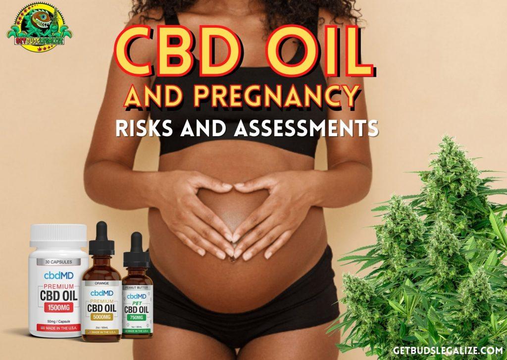CBD Oil and Pregnancy, risk, THC, medical cannabis, marijuana, weed, pot
