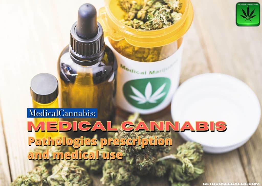 MedicalCannabis, Pathologies prescription and cannabis for medical use, marijuana, weed, pot