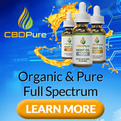 CBD Pure,full spectrum CBD, tested, 90 days guarantee