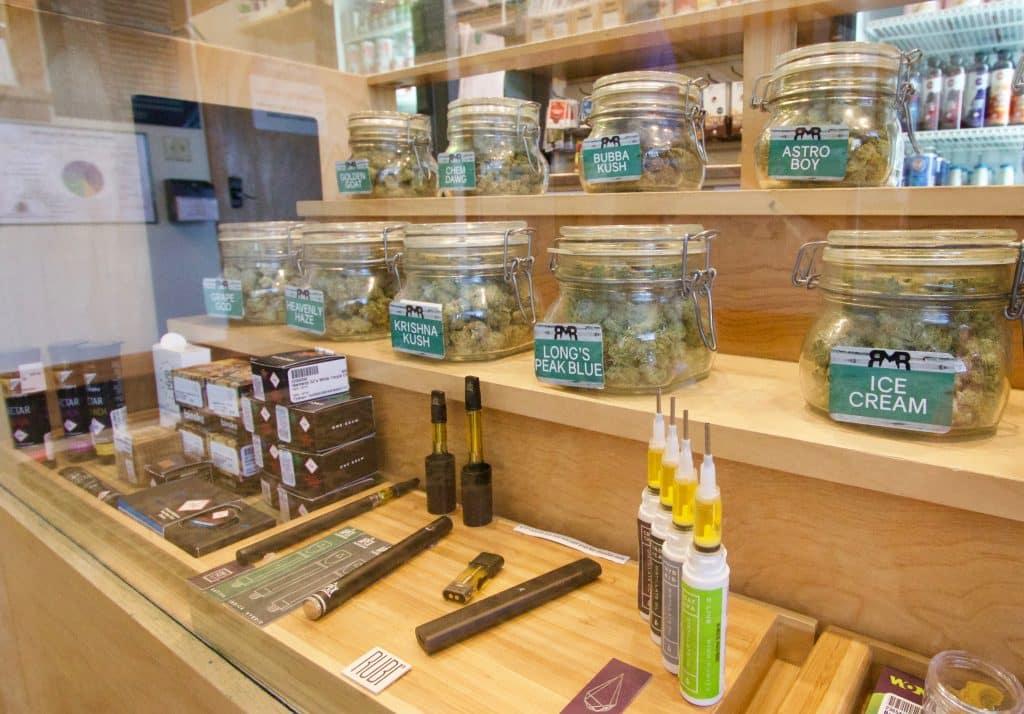 dispensary in Colorado