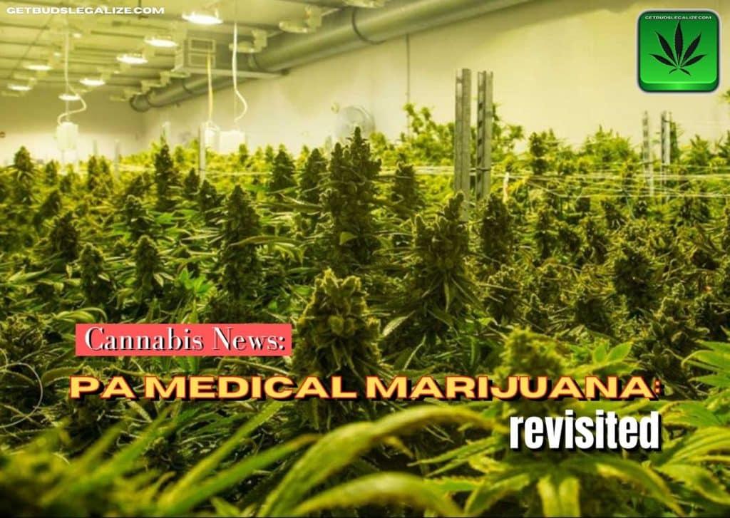 PA Medical Marijuana: revisited, cannabis news, weed, pot, pensylvenia
