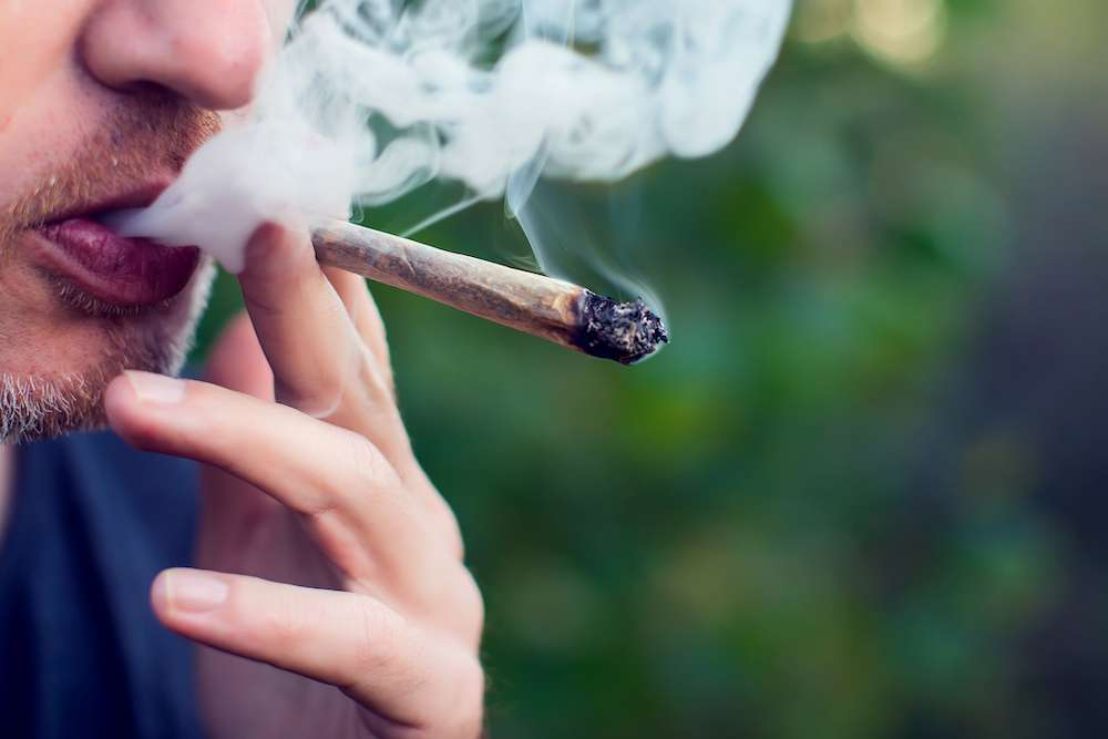 smoking marjiuana and sperm