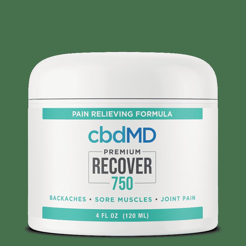 CBDmd Recover Tub