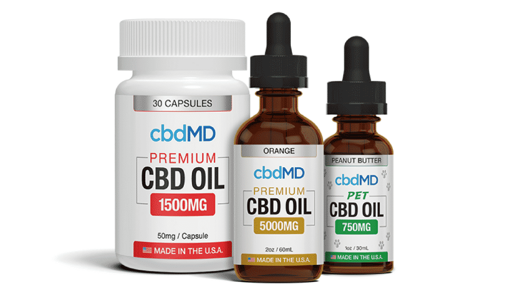 Exercise to lose weight with CBD