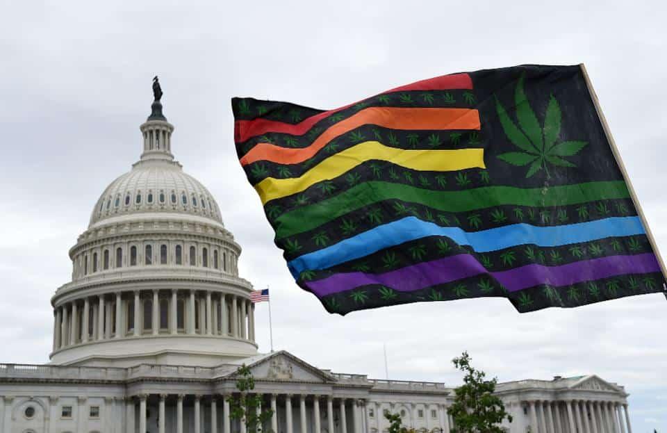 Marijuanas Legalized federal
