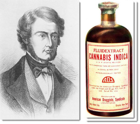 When was marijuana made illegal history oil extract