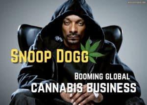 Snoop Dogg: Booming global cannabis business, weed, marijuana, pot