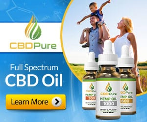 Cbd Pure, full spectrum