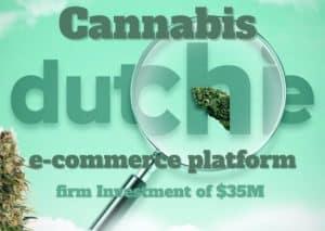 Dutchie cannabis e-commerc