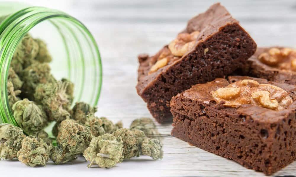 decarboxylation-mechanism, brownie, marjiuana, weed, cannabis