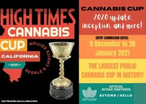 Cannabis Cup 2020 update, inception, and more!, CANNABIS FESTIVAL, WEED, POT, MARIJUANA