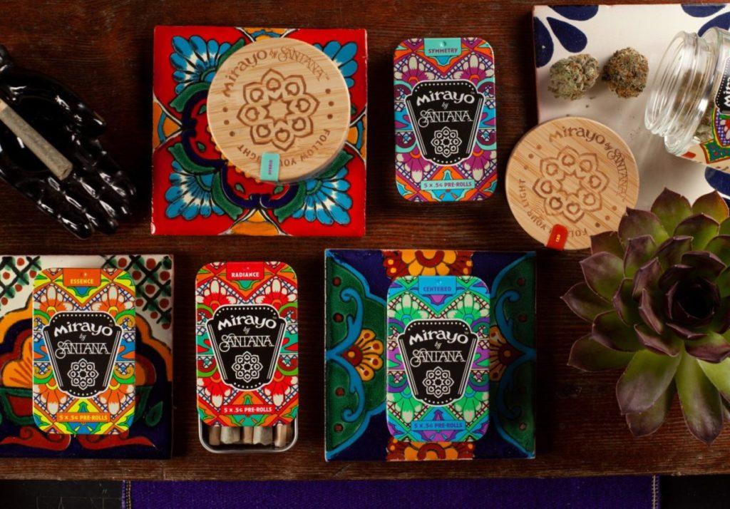 Carlos Santana's Cannabis Brand: Mirayo, marijuana, weed, pot, cannabis news