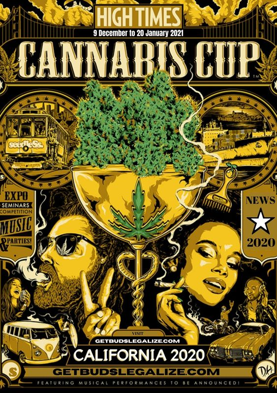 cunnabis cup 2020, competition. marijuana, weed, pot
