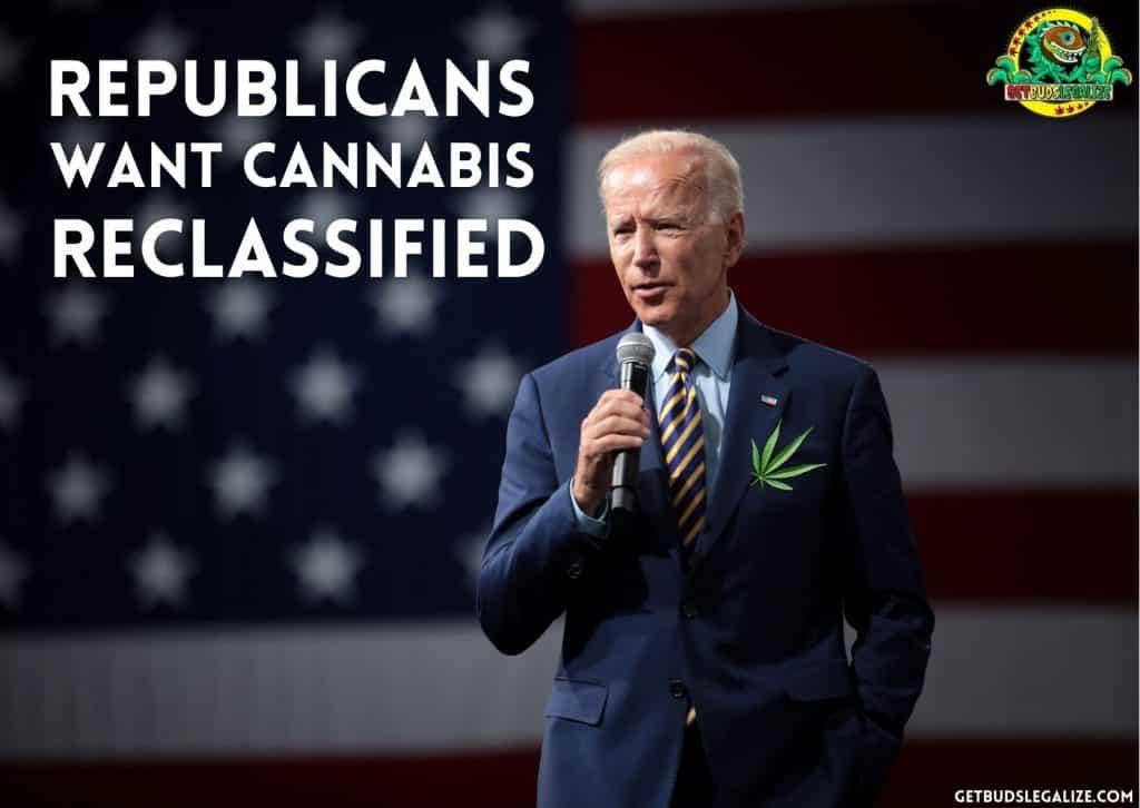 Republicans Want Cannabis Reclassified, MARIJUANA, WEED, POT, USA, AMERICA